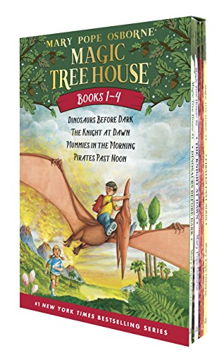 Magic Tree House Volumes 1-4 Boxed Setの詳細を見る