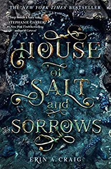 House of Salt and Sorrows by [Craig, Erin A.]