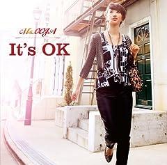 Ms.OOJA「It's OK」のCDジャケット