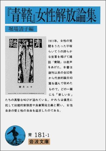 『青鞜』女性解放論集 (岩波文庫)の詳細を見る