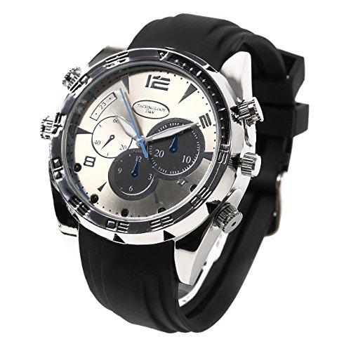 マルチ腕時計 腕時計型ビデオ&カメラ 1080P PCカメラ...