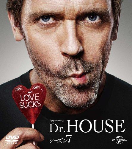 Dr.HOUSE/ドクター・ハウス:シーズン7 バリューパック [DVD]の詳細を見る