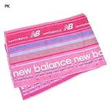 ニューバランス スポーツ new balance/ニューバランス[スポーツタオル]ジュニアバスタオル/NB-2031 【PK(ピンク) 】