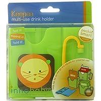 Innobaby Packin' SMART Keepaa Juice Box Holder, Lime by Innobaby [並行輸入品]