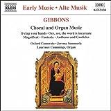 ギボンズ:賛美歌とオルガン作品集