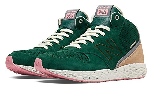 (ニューバランス) New Balance 靴・シューズ メンズスニーカー New Balance MH988 Forest Green with Tan US 7 (25cm)