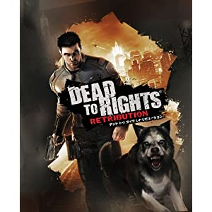DEAD TO RIGHTS:RETRIBUTION - Xbox360