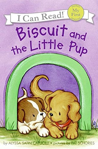Biscuit and the Little Pup (My First I Can Read)の詳細を見る