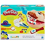 Play Doh - Doctor Drill 'n Fill Set inc 5 Tubs & Accessories