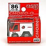 チョロQ スバルサンバー赤帽 86