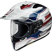 ショウエイ(SHOEI) バイクヘルメット オフロード HORNET ADV NAVIGATE (ナビゲート) TC-2 (BLUE/WHITE) XL (61cm) -
