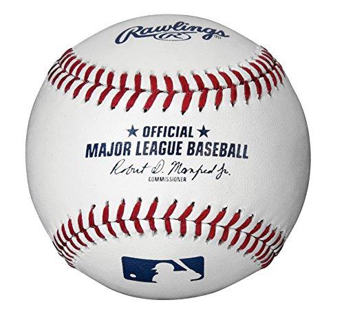 Rawlings(ローリングス) MLB 公式試合球 ROMLB6