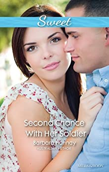 Mills & Boon : Second Chance With Her Soldier by [Hannay, Barbara]