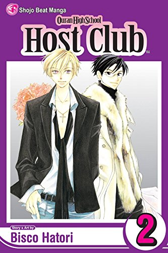 Ouran High School Host Club, Vol. 2 (2)