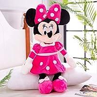 ミッキーマウスぬいぐるみミニーミッキードールカップル愛好家ギフト (120cm,スタイル1)