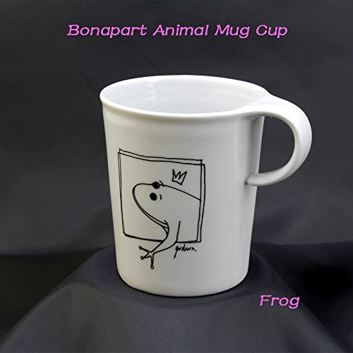bonapartボナパルト スイートアニマル マグカップ フロッグ ドイツ製
