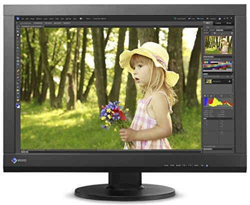 EIZO ColorEdge 24.1インチ カラーマネジメント液晶モニター ( 1920×1200 / IPSパネル / 7.7 ms / ブラック / ColorNavigator EX3センサー付属モデル ) ColorEdge CS240-CNX3