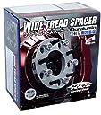 KYO-EI(協永産業) Kics WIDE TREAD SPACER(ワイドトレッドスペーサー) M12×P1.25 5H PCD114.3 厚み25mm 2枚入り 5125W3