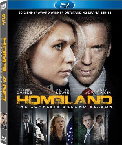 Homeland: Season 2 [Blu-ray] [Import]