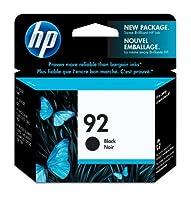 HP 92 Black Original Ink Cartridge (C9362WN) 【Creative Arts】 [並行輸入品]