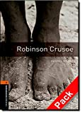 Robinson Crusoe (Oxford Bookworms Library)CD Pack