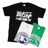 (フェイドボム) FADEBOMB 【福袋】 半袖Tシャツ3枚セット XL 暗め (¥ 2,980)