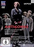 『アンティゴネー』全曲 デュー演出、ブルーニエ&ダルムシュタット国立劇場、ゲルシュテンベルガー、フィンケン、他(2006-2007 ステレオ)(PAL-DVD)[Import]
