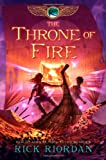 The Kane Chronicles, Book Two: Throne of Fire