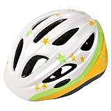 パラディニア(Paladineer)子供用自転車ヘルメット キッズヘルメット 48~60cm サイズ調整可能 ジュニア 超軽量 高剛性 ホワイト