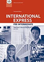 International Express: Pre-Intermediate: Teacher's Resource Book with DVD