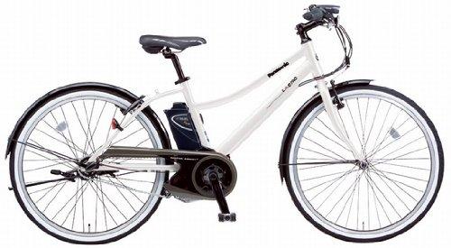 【2010年モデル】パナソニック ラスティック (LASTIC) クロスバイク電動自転車 (BE-ENHL63)