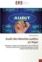 Audit Des Marches Publics Au Niger
