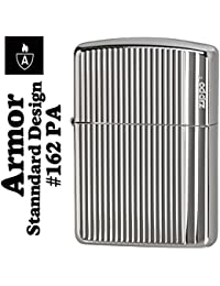 【ZIPPO】 ジッポ ジッポー ライター アーマー スタンダードデザイン2(A) 16SD2-PA Armor zippo lighter