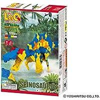 ラキュー (LaQ) ダイナソーワールド スピノサウルス