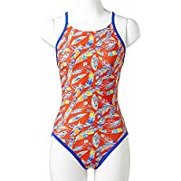Speedo(スピード) レディース トレーニング用 競泳水着 ワンピース ウィメンズトレインカットスーツ SD57T62