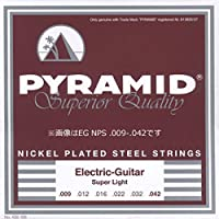 PYRAMID STRINGS EG NPS 009-046 エレキギター弦×3セット