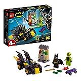 レゴ(LEGO) スーパー・ヒーローズ  バットマン(TM) vs.リドラー(TM) の強盗 76137 ブロック おもちゃ 男の子