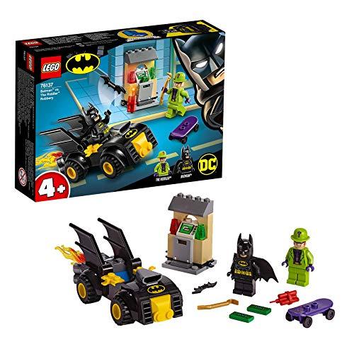 レゴ(LEGO) スーパー・ヒーローズ  バットマン(TM) vs.リドラー(TM) の強盗 76137