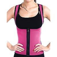 コルセット,ボディスーツ ボディシェイパー トレーニングシャツ 補正下着 アンダーバスト サウナ効果 超発汗 脂肪燃焼 ダイエット用