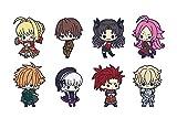 ラバーストラップコレクション Fate/EXTRA Last Encore 1BOX = 8個入り 全8種