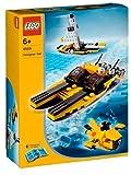 レゴ (LEGO) デザイナー 海の乗り物デザイナー 4505