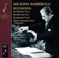 Beethoven: Symphonies Nos 1, 5 & 8
