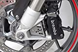Ro-Moto ABSセンサープロテクション シルバー BMW R1200GS LC(水冷 '13-), R1200GS Adventure LC(水冷 '14-), R1200R ('15-), R1200RS, R1200RT ('14-), S1000XR