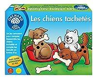 果樹園のおもちゃボードゲーム斑点のある犬、150まで数えることを学ぶ