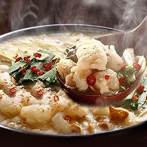 もつ鍋 専門店 博多若杉 牛もつ鍋セット (2~3人前) 味噌味