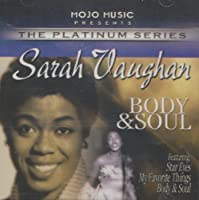 Body & Soul【CD】 [並行輸入品]