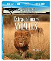 Nature: Extraordinary Animals: Africa [Blu-ray] [Import]