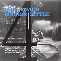 Booker Little 4 & Max Roach [ [12 inch Analog]