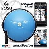 BOSU(ボス) バランストレーナー ホームバージョン 65cm ブルー [並行輸入品]