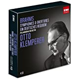 Brahms: Symphonies & Overtures / Ein Deutsches Requiem 画像